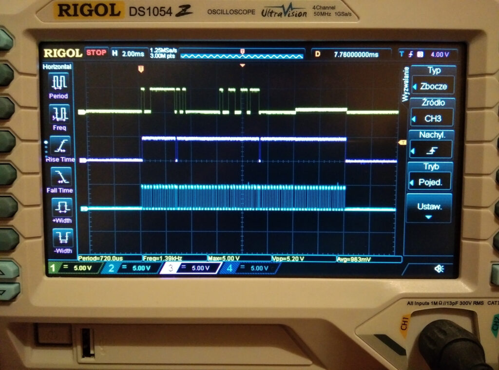 failed microwire reading 93c56