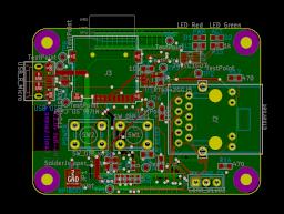 uCM4 PCB promo