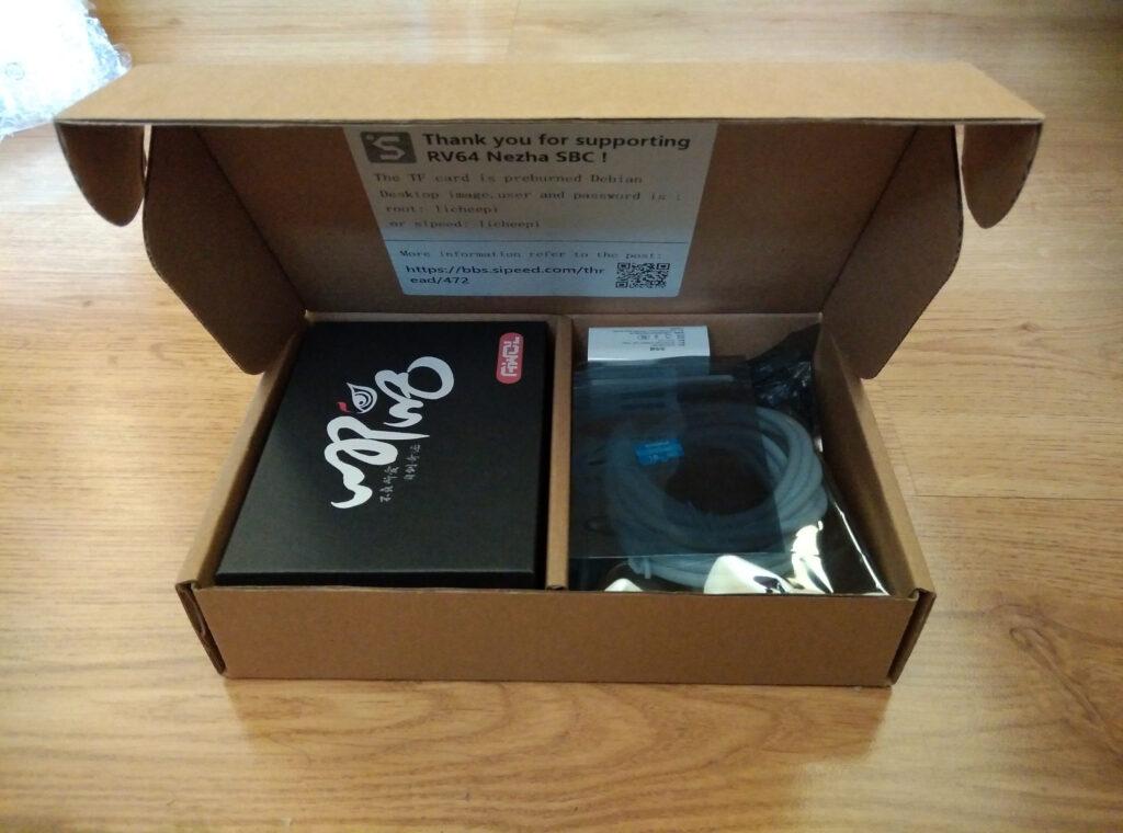 rvboards nezha box opened